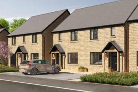 3 bedroom semi-detached house for sale - Gilbert Grange, Eastlands, Kirkwhelpington, Northumberland, NE19 2RW