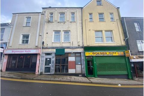 Retail property (high street) for sale - Beaufort Street, Brynmawr, Ebbw Vale, NP23 4XD