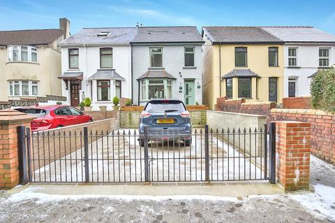3 bedroom semi-detached house for sale - Warwick Road, Brynmawr, Gwent, NP23