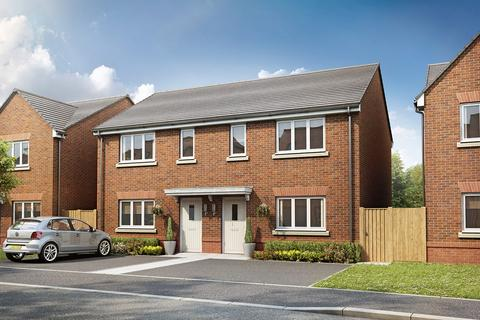 3 bedroom terraced house for sale - Plot 53 - The Medlock at The Ridings, Whittingham Road PR3
