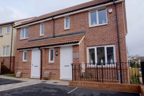3 bedroom end of terrace house for sale - Plot 11, The Hanbury at Coverdale Phase 2, Luscombe Road TQ3