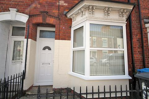 2 bedroom terraced house to rent - Brazil St, Hull, HU9