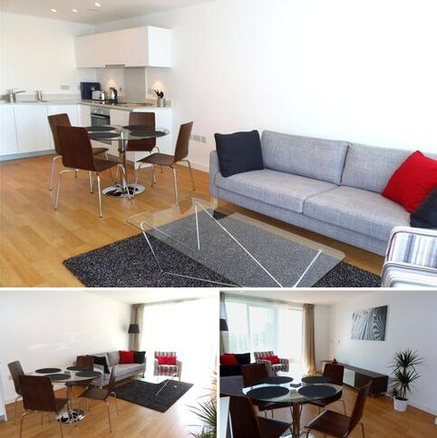 1 bedroom apartment to rent - Waterside Apartments, London N4