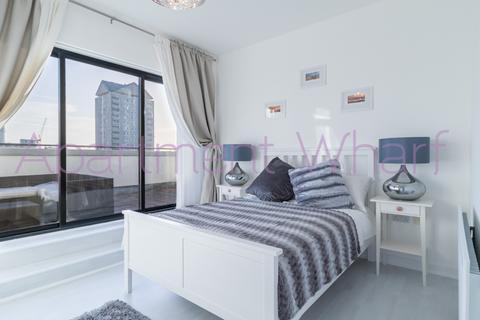 1 bedroom flat share to rent - Ocean Wharf  Westferry Road    (Canary Wharf), London, E14
