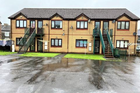 1 bedroom flat for sale - Tudor Court, Commercial Street, Bargoed, Mid Glamorgan, CF81
