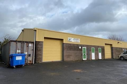 Industrial unit to rent - Industrial Workshop Unit, 27B Vale Business Park, Llandow, Cowbridge