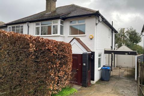 3 bedroom semi-detached house to rent - Old Farleigh Road, South Croydon