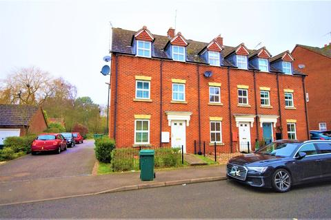 4 bedroom end of terrace house to rent - Beanfield Avenue, Coventry