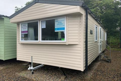 2 bedroom mobile home for sale - Riverside Caravan Park, Wooler, NE71 6NJ