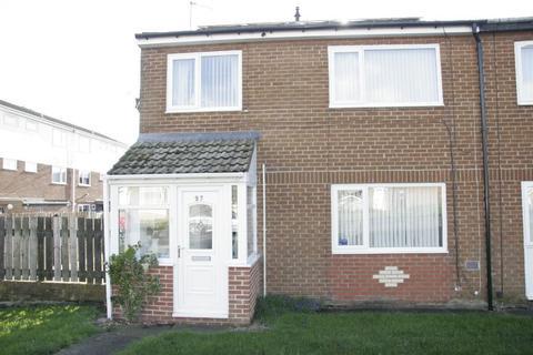 3 bedroom end of terrace house for sale - Benridge Park, Blyth, NE24 4TE