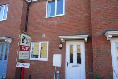 2 bedroom terraced house for sale - Redworth Mews, Ashington, NE63 0QF