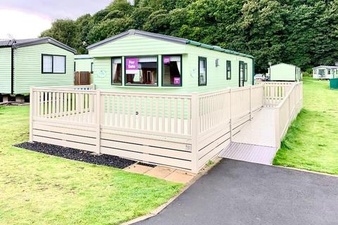 2 bedroom mobile home for sale - Riverside Caravan Park, Wooler, Northumberland, NE71 6NJ