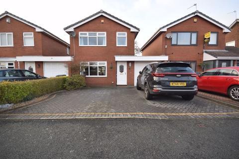 3 bedroom detached house for sale - Shaftesbury Drive, Heywood