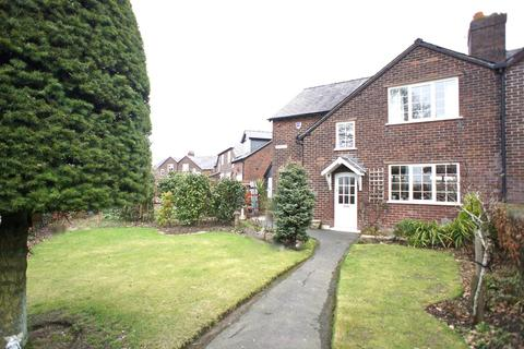 3 bedroom semi-detached house for sale - Manor Road, Lymm