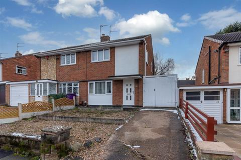 3 bedroom semi-detached house for sale - Milldale Crescent, Fordhouses, WV10  6LW