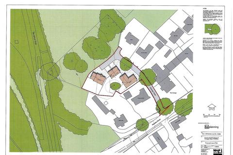 Land for sale - Building Land, Grange Close, Teversal Village
