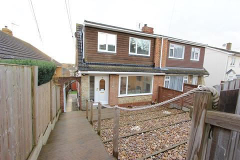 3 bedroom semi-detached house for sale - Clovelly Drive, Minster On Sea, Sheerness