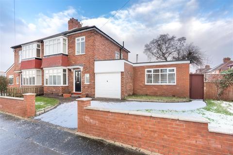 3 bedroom semi-detached house to rent - Cochrane Park Avenue, High Heaton, Newcastle Upon Tyne