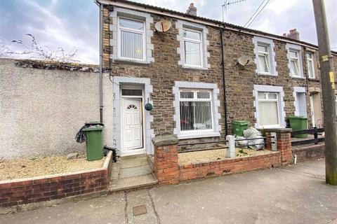 2 bedroom end of terrace house for sale - Brynmair Road, Aberdare, Mid Glamorgan