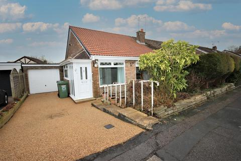 2 bedroom semi-detached bungalow for sale - Voltigeur Drive, Hart, Hartlepool