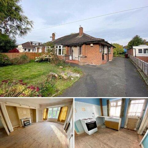 2 bedroom semi-detached bungalow for sale - Sandacre Road, Manchester