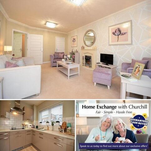 1 bedroom retirement property for sale - Apartment for Independent Retirement Living (prices from)