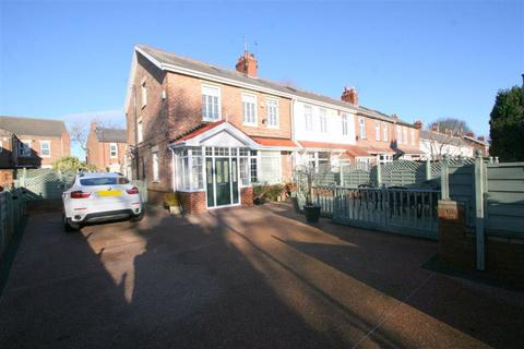 4 bedroom end of terrace house for sale - Campville, North Shields, NE29