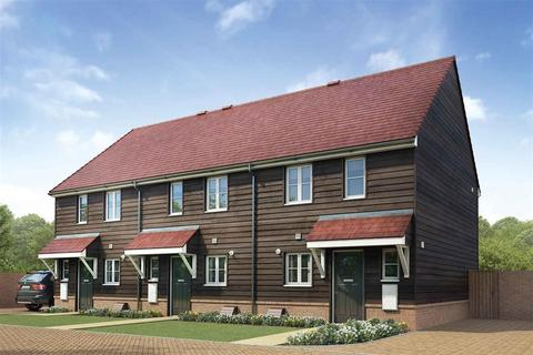 2 bedroom terraced house for sale - The Canford - Plot 57 - Low Cost Home at The Atrium, Dairy Road SP11