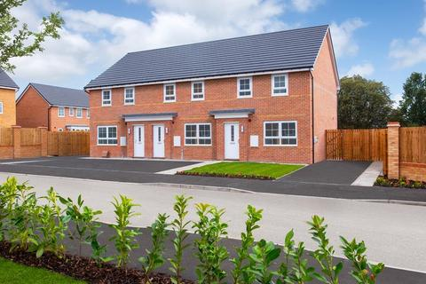Barratt Homes - The Glassworks, Catcliffe - The Easedale - Plot 90 at Fusion at Waverley, Highfield Lane, Waverley S60