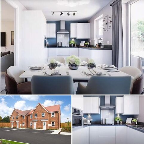 3 bedroom semi-detached house for sale - Plot 62, Palmerston at Mortimer Park, Long Lane, Driffield, DRIFFIELD YO25