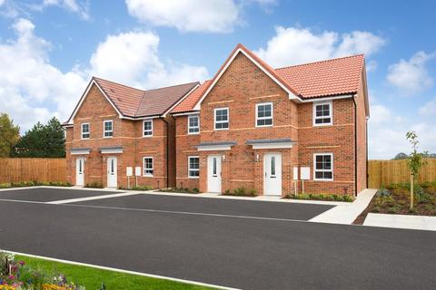 3 bedroom semi-detached house for sale - Plot 63, Palmerston at Mortimer Park, Long Lane, Driffield, DRIFFIELD YO25