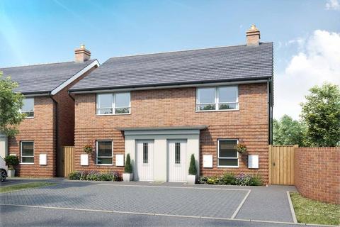 2 bedroom end of terrace house for sale - Plot 36, Kenley at Canal Quarter at Kingsbrook, Burcott Lane, Aylesbury, AYLESBURY HP22