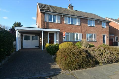 3 bedroom semi-detached house for sale - St Denis Road, Bournville Village Trust, Selly Oak, Birmingham, B29