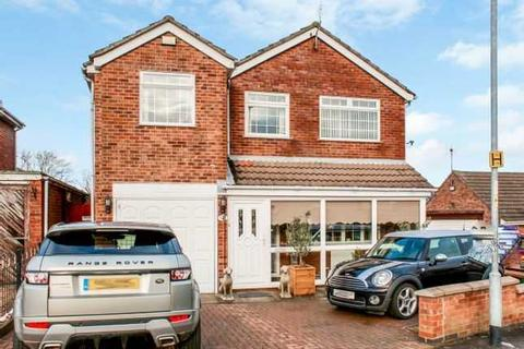4 bedroom detached house for sale - Second Avenue, Grantham