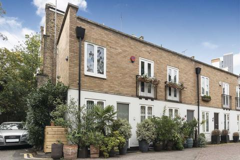 3 bedroom end of terrace house to rent - Royal Crescent Mews, Holland Park