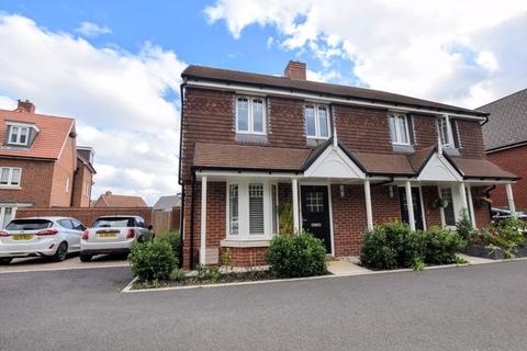 3 bedroom semi-detached house for sale - Cheddington Grove, Aylesbury