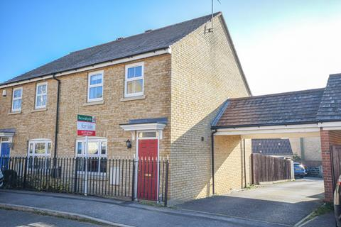 3 bedroom semi-detached house for sale - Matilda Way, Flitch Green, Dunmow, Essex, CM6