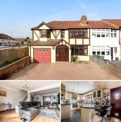 4 bedroom end of terrace house for sale - Sycamore Avenue Sidcup DA15