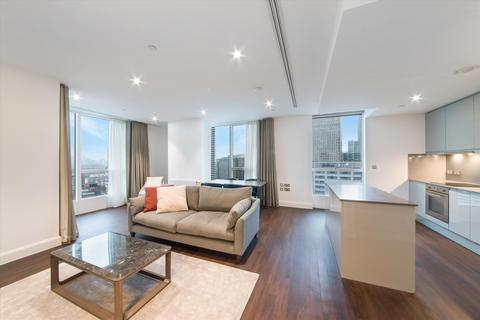 2 bedroom flat to rent - Ostro Tower, 31 Harbour Way, Nr Canary Wharf, London, E14