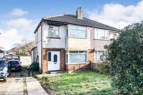 3 bedroom semi-detached house for sale - Brantwood Grove, Bradford, BD9 6QB
