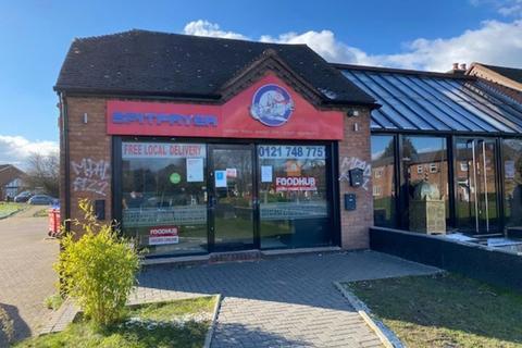 Takeaway for sale - Leasehold Fast Food Takeaway Located In Castle Bromwich