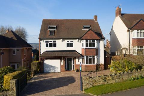 6 bedroom detached house for sale - Paxton Road, Tapton, Chesterfield, S41 0TN