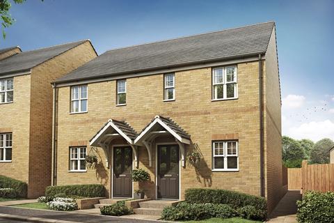 2 bedroom terraced house for sale - Plot 28, Alnmouth  at Badbury Park, Wilbury Close, Marlborough Road SN3
