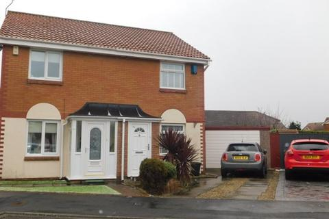 2 bedroom semi-detached house for sale - ROSTHWAITE CLOSE, BAKERS MEAD, HARTLEPOOL