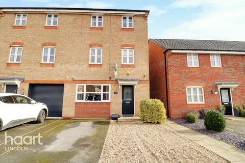 4 bedroom semi-detached house for sale - Maximus Road, Lincoln