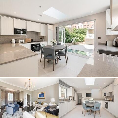 3 bedroom terraced house to rent - Trevor Square, Knightsbridge, London, SW7
