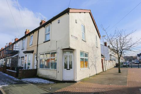 2 bedroom end of terrace house for sale - Leicester Street, Wolverhampton, West Midlands, WV6
