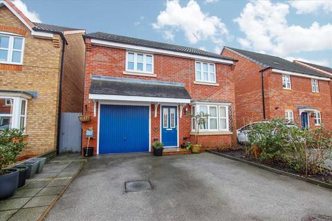 4 bedroom detached house for sale - Octavian Crescent, North Hykeham