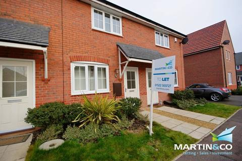 2 bedroom terraced house to rent - Tacitus Way, North Hykeham, Lincoln