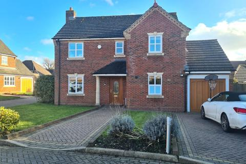 4 bedroom detached house to rent - Plough Court, Mere Green, Sutton Coldfield, B75